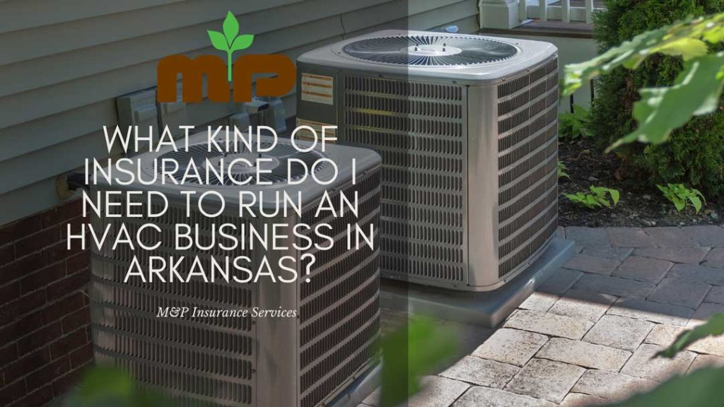 hvac business insurance arkansas